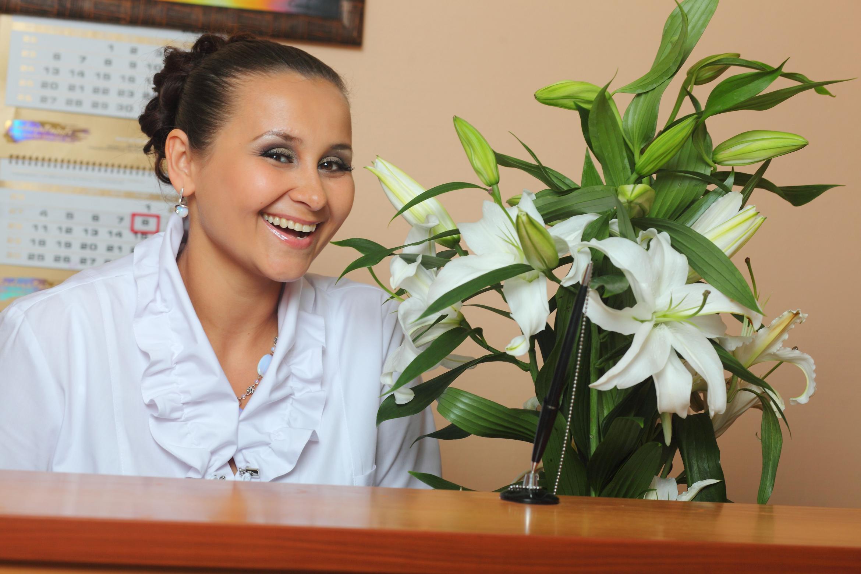 Светлана Гаек, директор сети клиник «Страна улыбок»